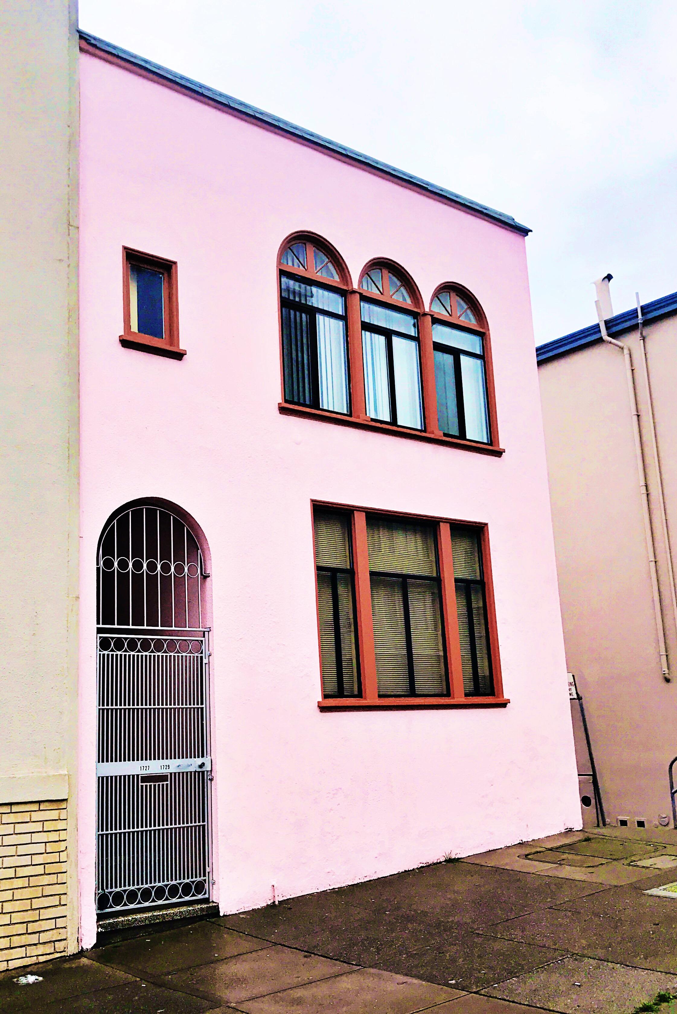 pink waldo house san francisco