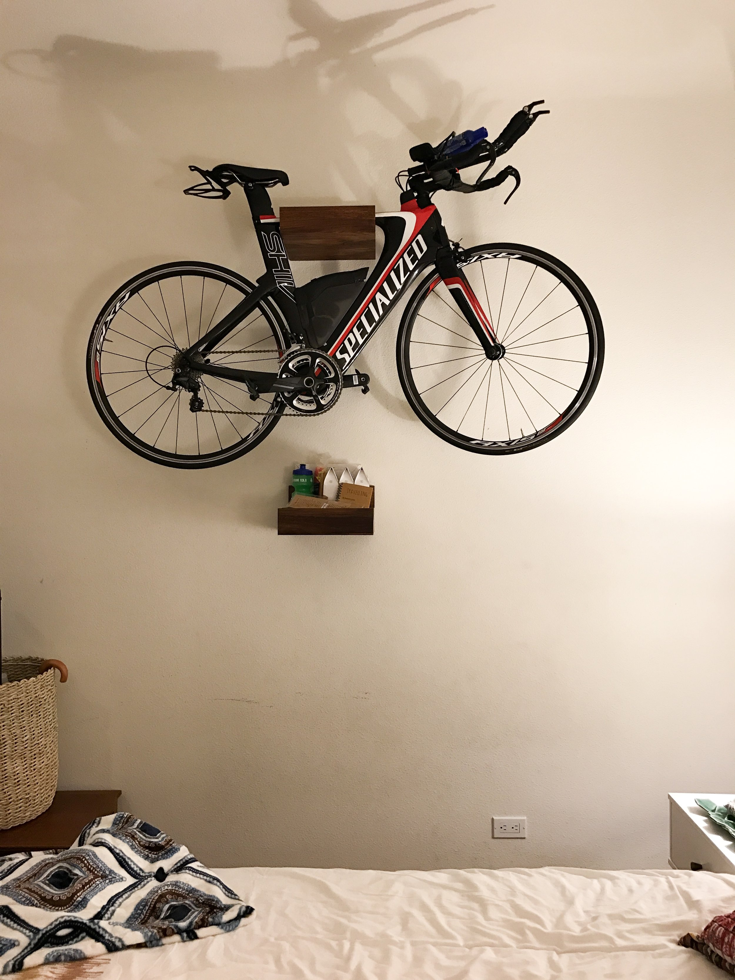 bike storage rack cb2