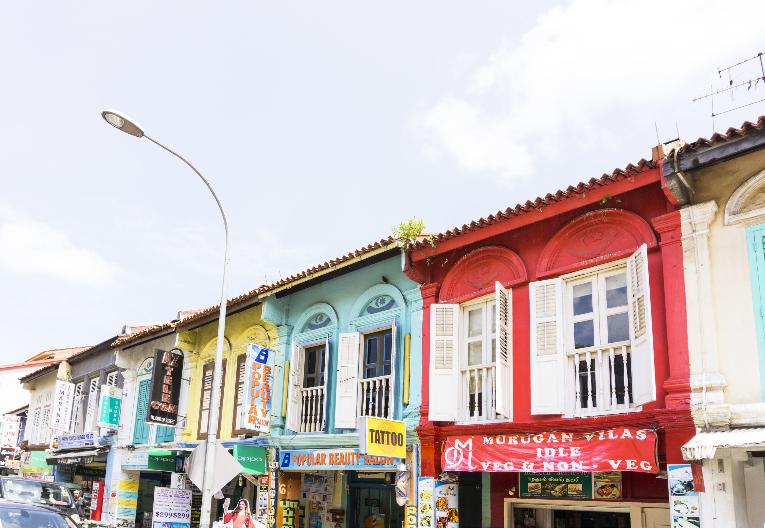 singapore little india travel guide