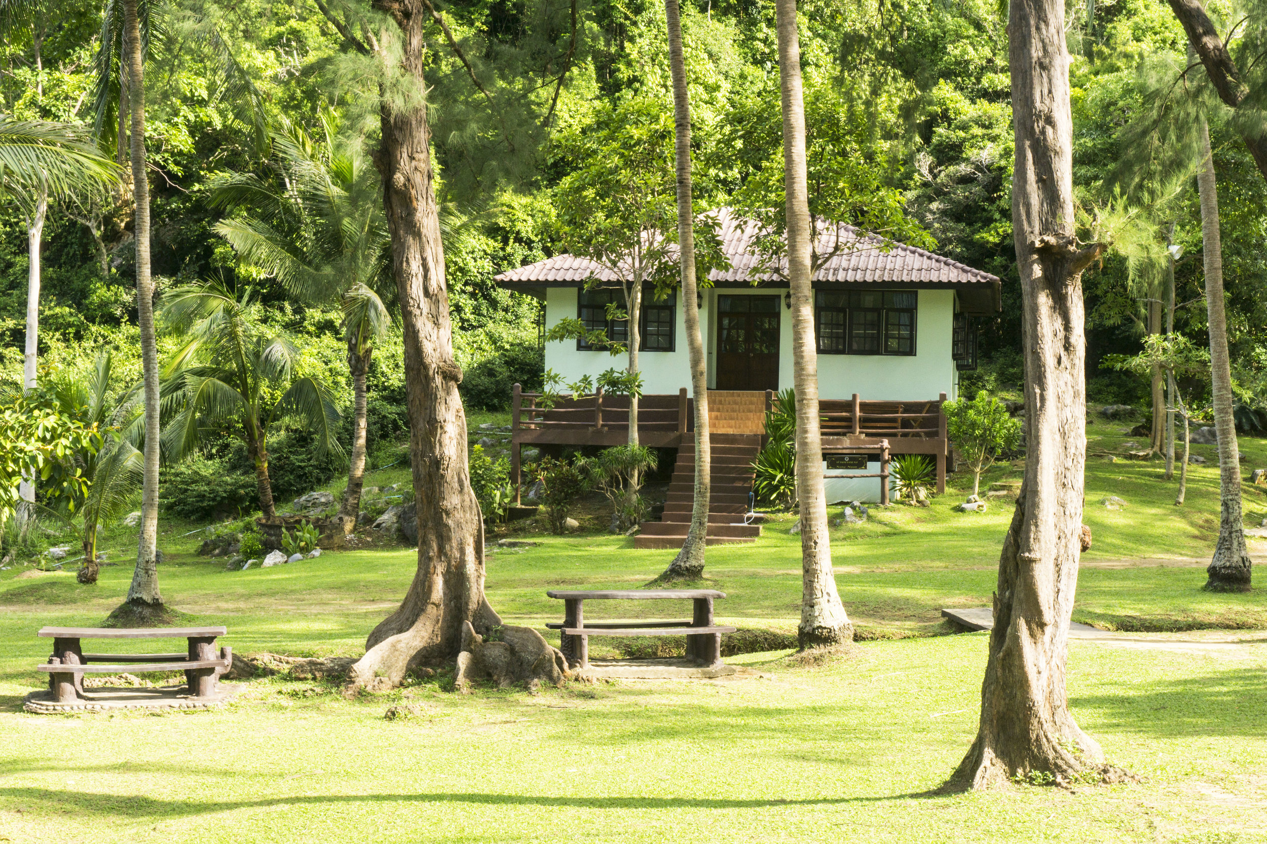 island bungalow thailand ang thong things to do
