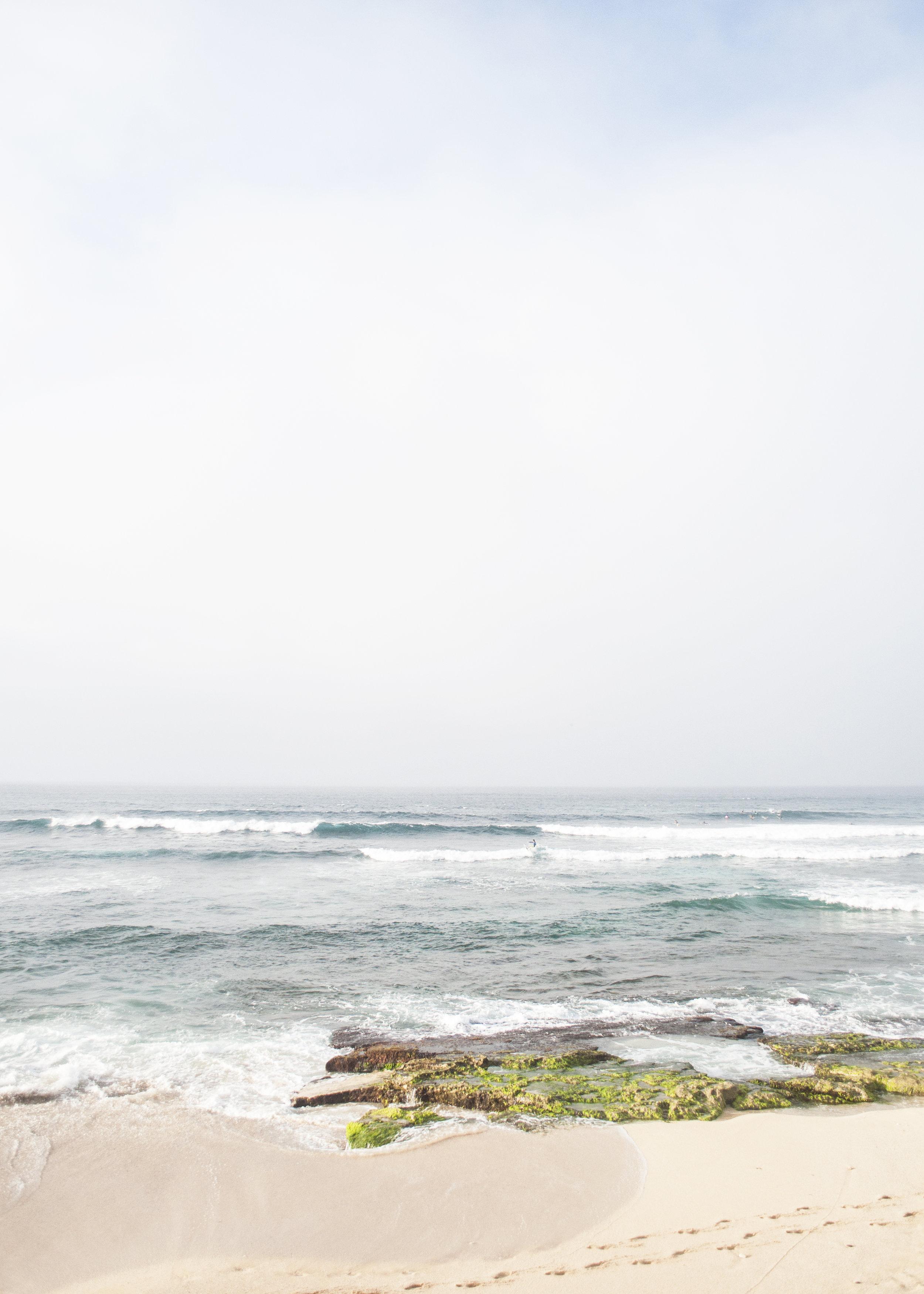 blush colored beaches hawaii wanderlust
