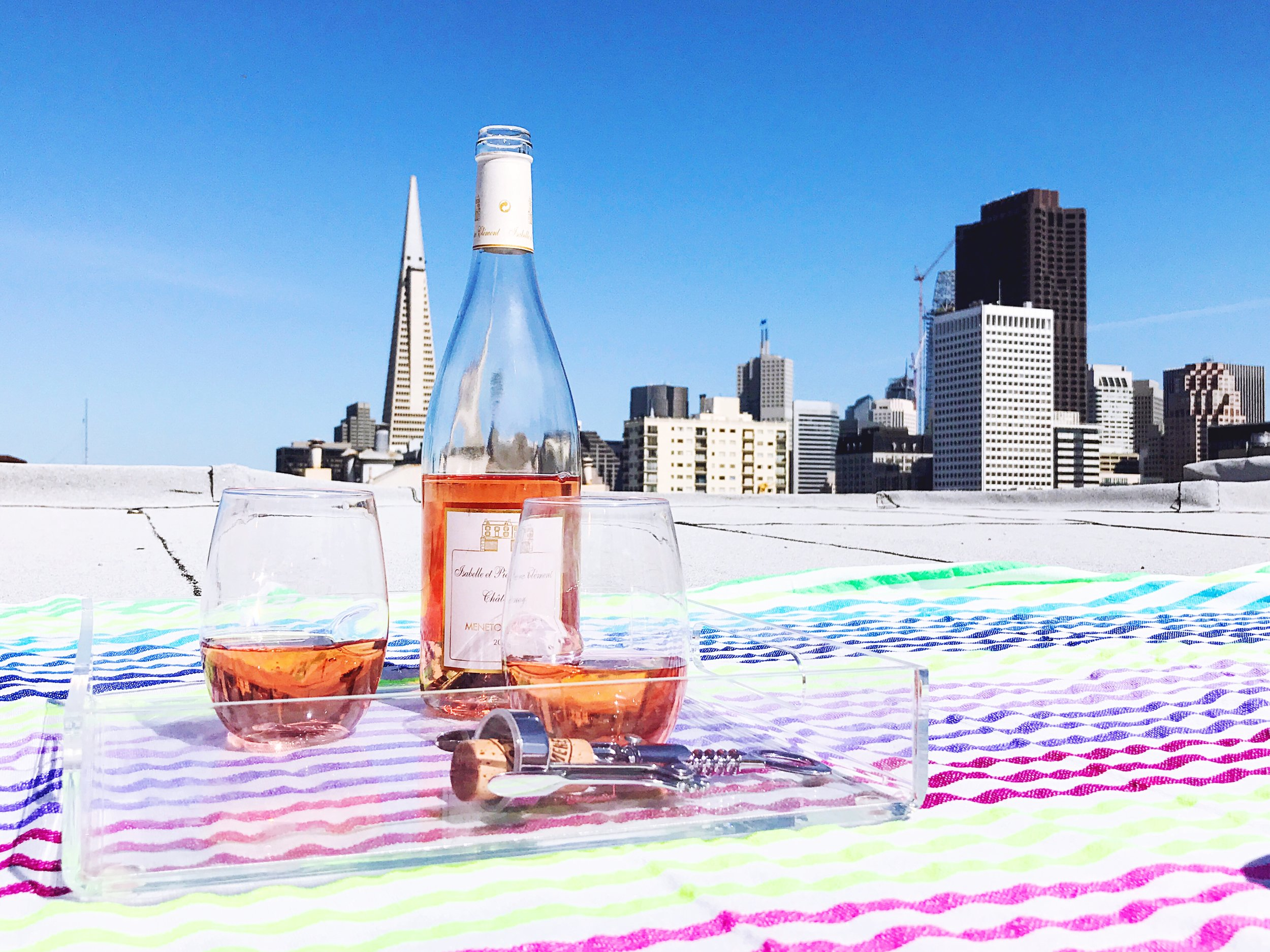 rooftop wine san francisco exploration