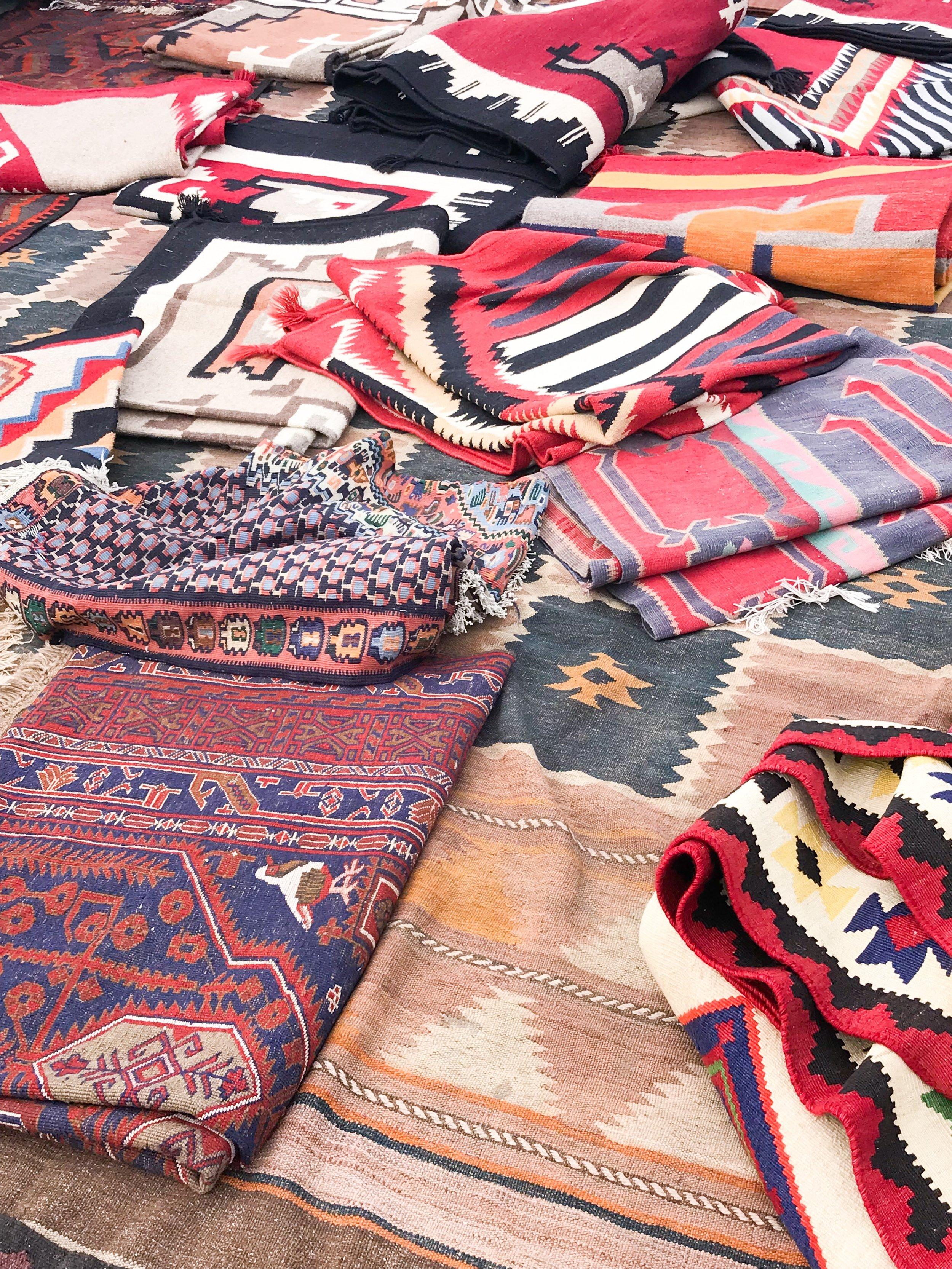 vintage rugs bay area