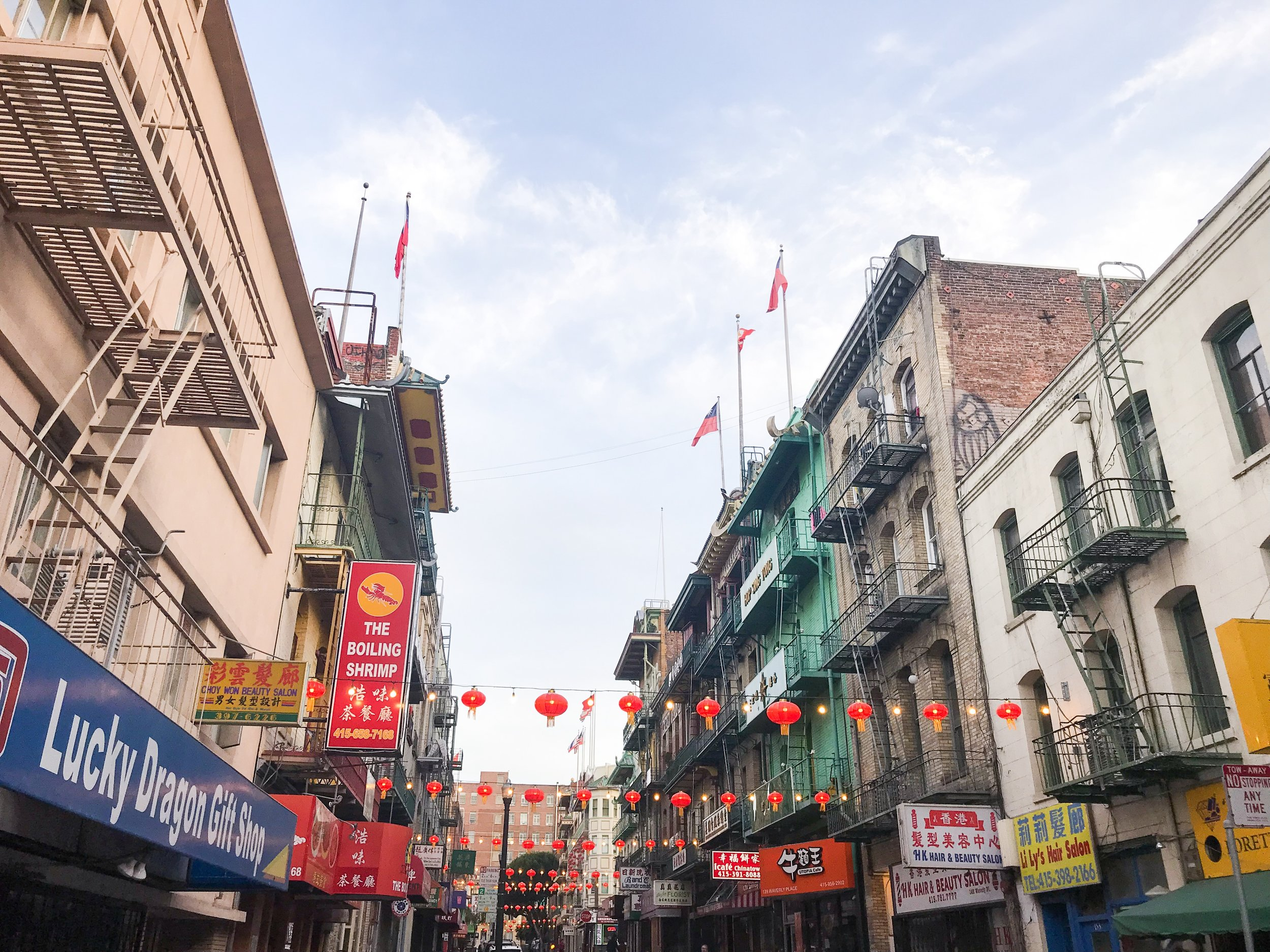san francisco chinatown things to do