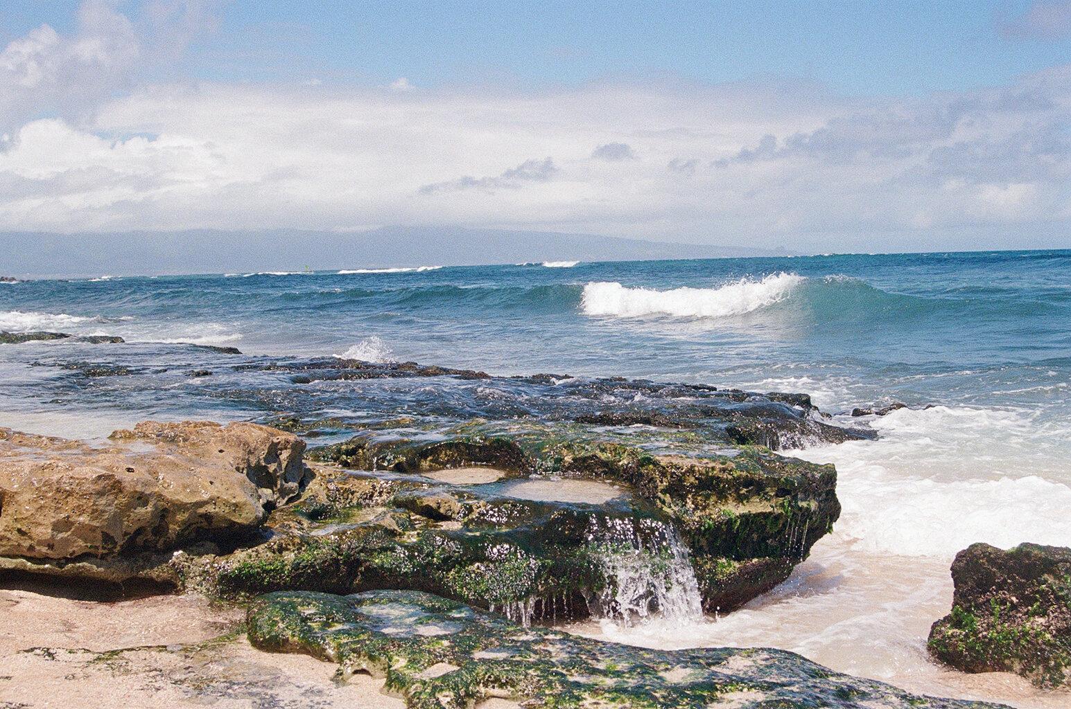 Ho'okipa Beach Maui