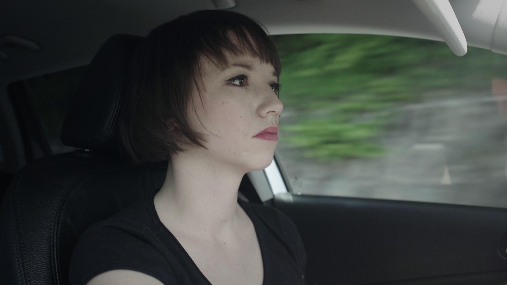 Tereza Nvotová, režisérka filmu Mečiar (foto z filmu, PubRes 2017).