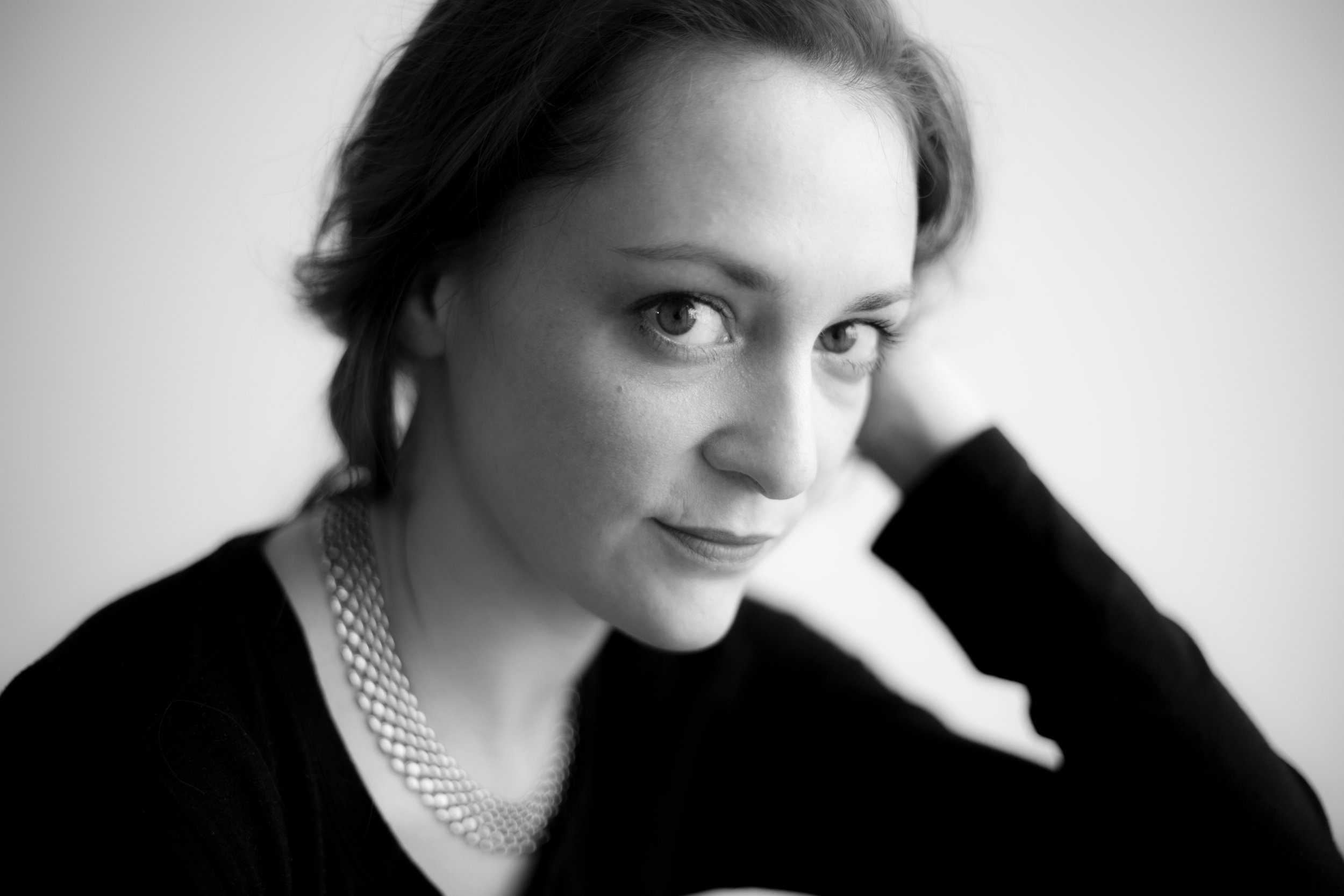 Eni Brandner - Režisérka filmu Pantopos.