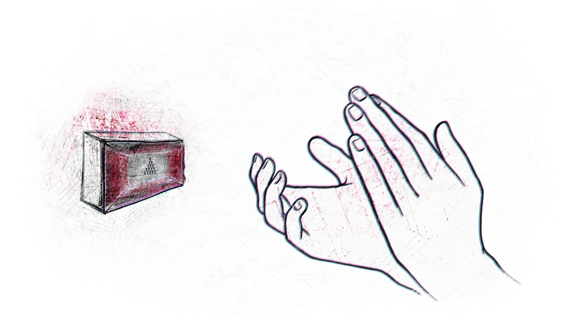 """Music Box - Krátky animovaný film režisérky Joanny Kożuch:""""Cieľ je jeden. Spôsobov je veľa. Voľba je na nás."""""""