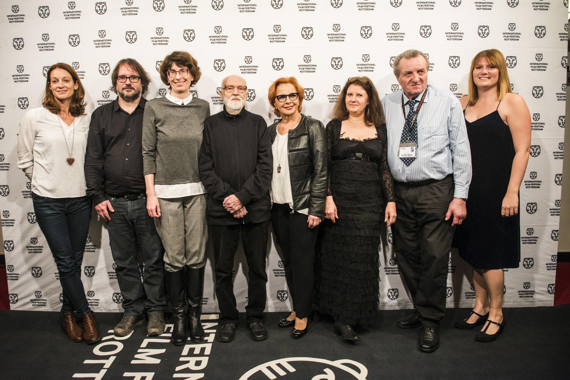 Rotterdam svetova premiera filmu HMYZ.jpg