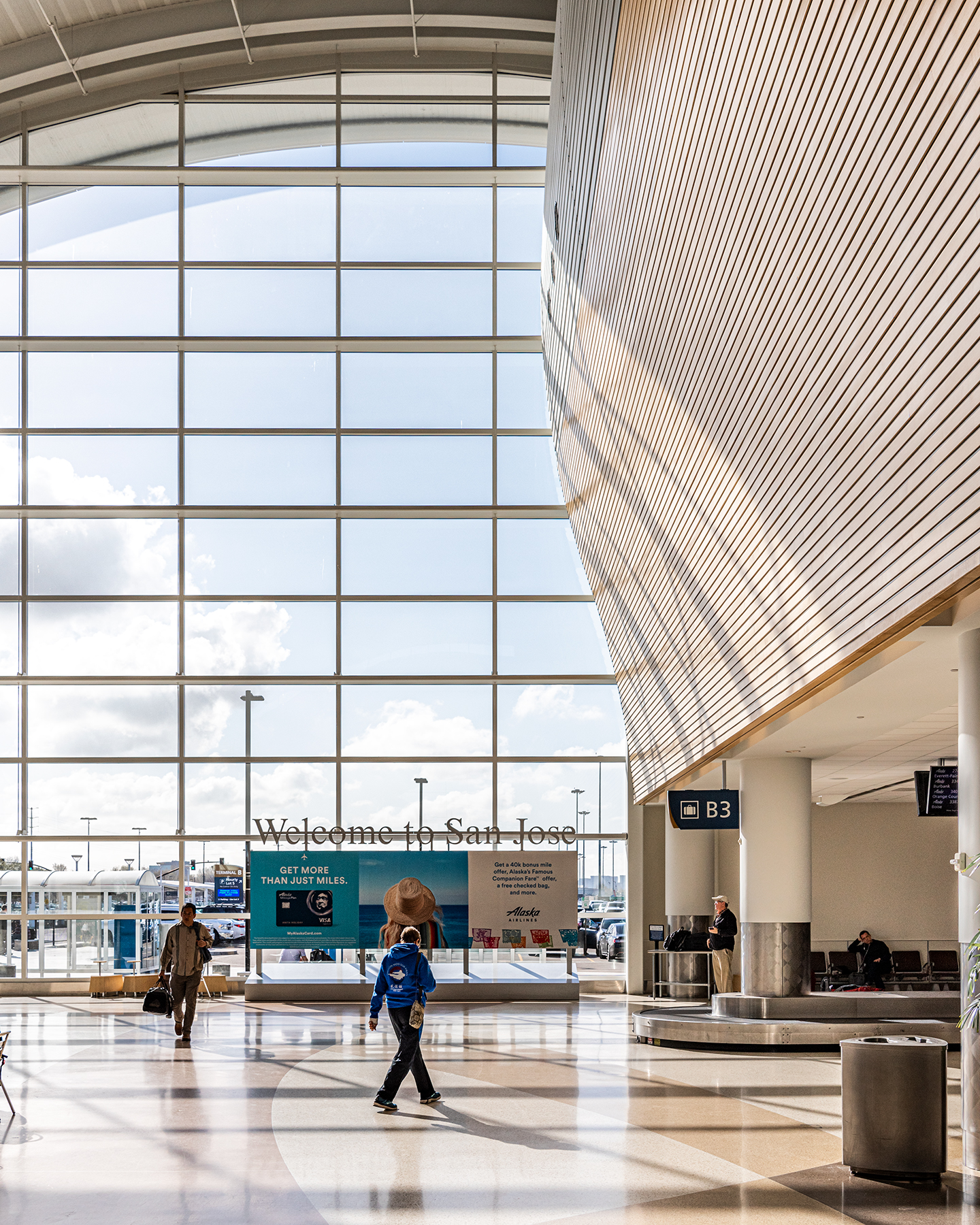 San Jose International Airport | Fentress Architects