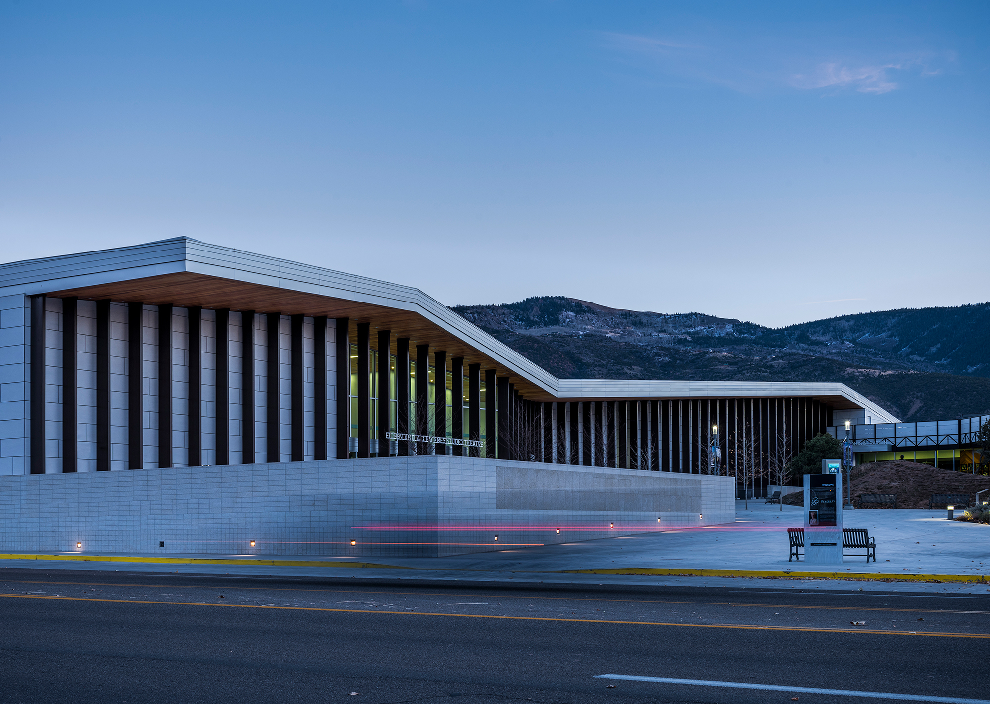 Beverly Center for Arts | Southern Utah University | Cedar City, UT | Designed by Brooks + Scarpa