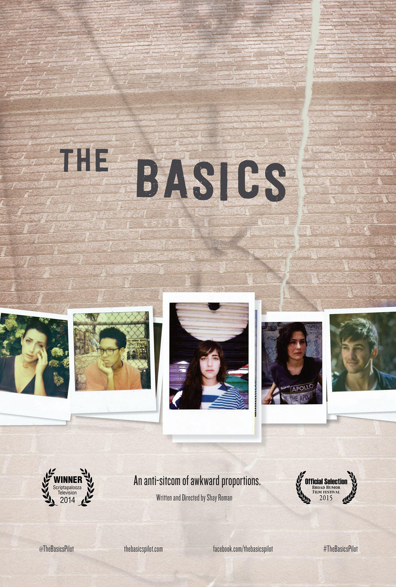 The Basics (Pilot) - An anti-sitcom of awkward proportions.
