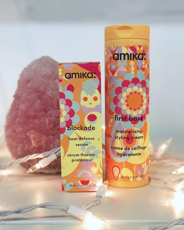 We now carry @love_amika How dope is their packaging? . . . . #amika #shoplocal #haircare #selflove #portland #portlandhair #productjunkie
