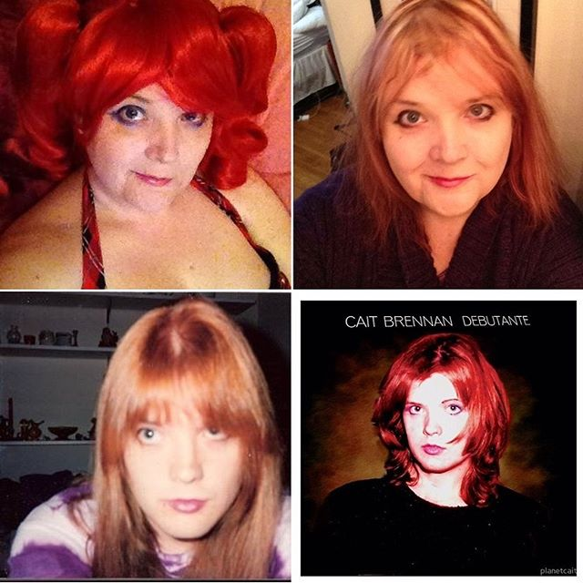 Thank you for coming to the museum of zany redheads. #gingerpride #fbf