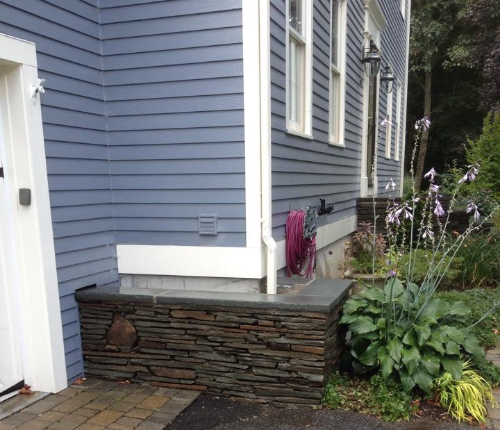 Bluestone Planter