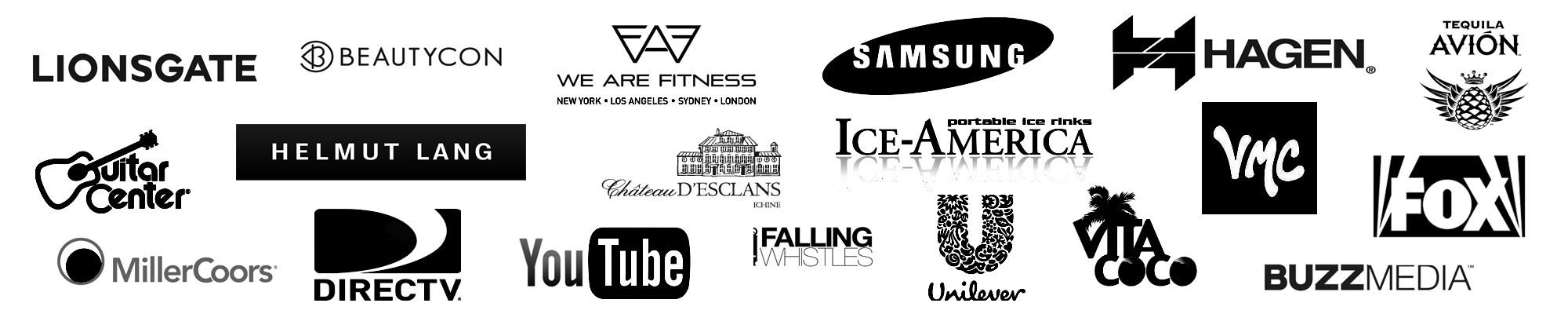Savoir Agency Client List