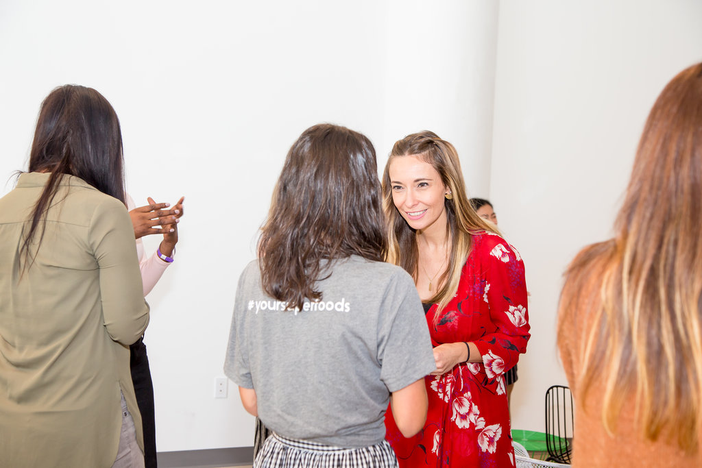 Over 7,000 Unique Impressions - 130 women in attendance, ready to learn and transform their careers and futures.