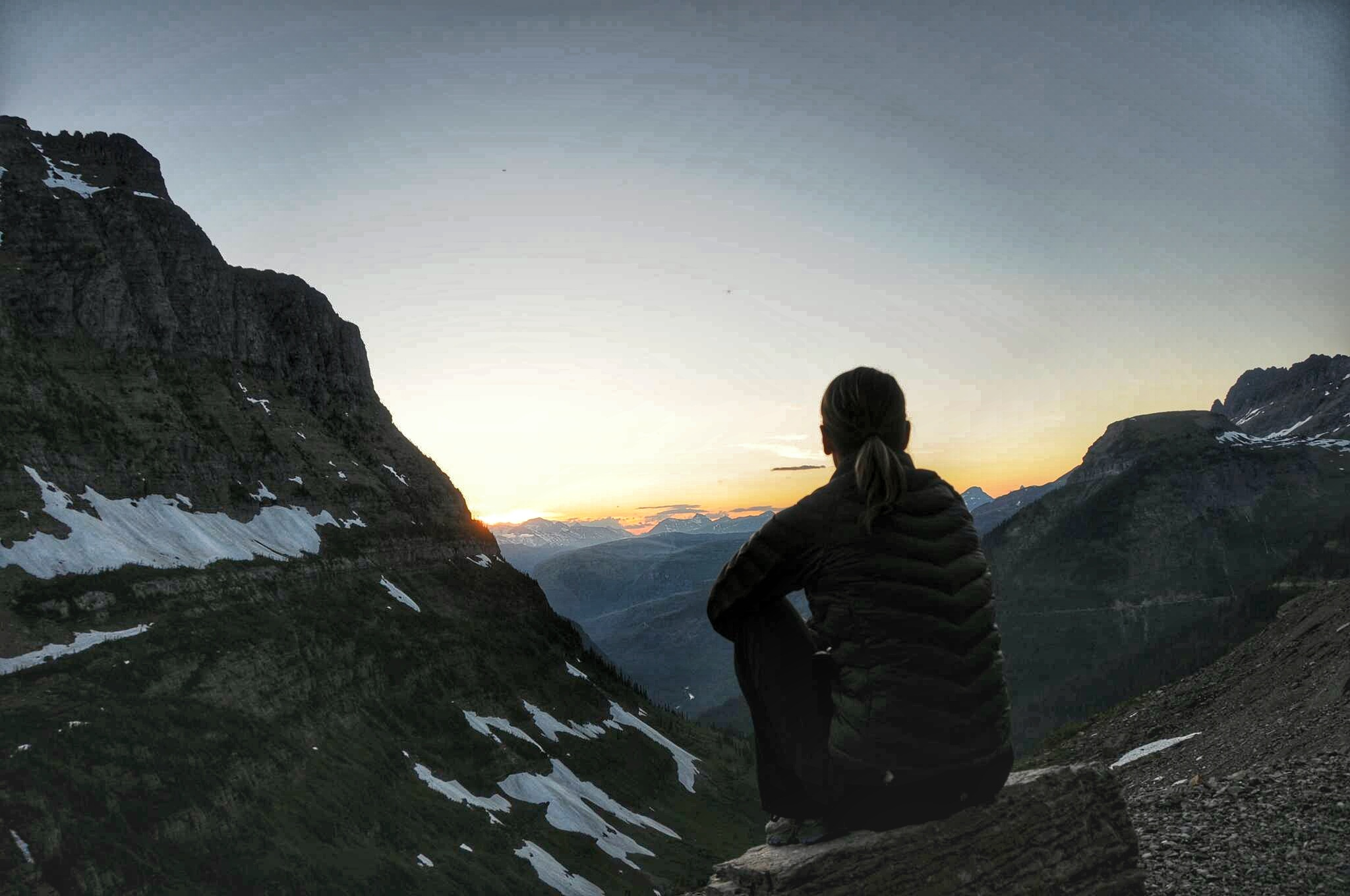 Logan Pass- Glacier National Park