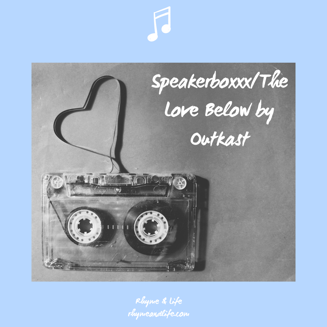 Speakerboxxx/The Love Below was released on 23rd September 2003 (LaFace/Arista).