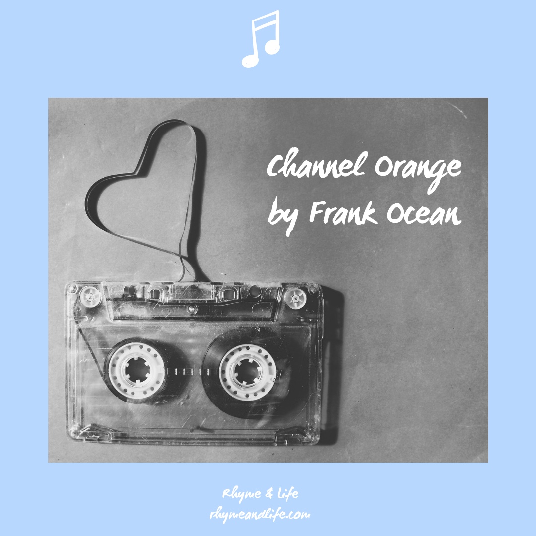 Channel Orange was released on 10th July 2012 (Def Jam).
