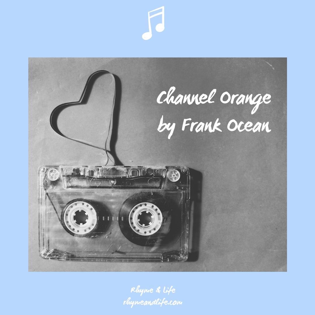 Channel Orange was released on 10th July 2012 (Def Jam).