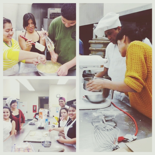 The Solimar Biscotti team are incredibly stoked on their new cooking equipment, and they want to give a HUGE thanks to team benefactor and extraordinaire Ernest Smith for his epic donation! Check out these pictures of the team getting their chef on!