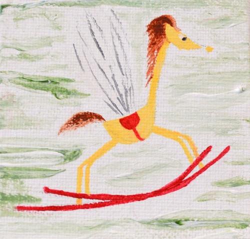 Rocking Horsefly, Arianna Sanchez