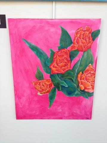 Blooms, Louisa Edwards