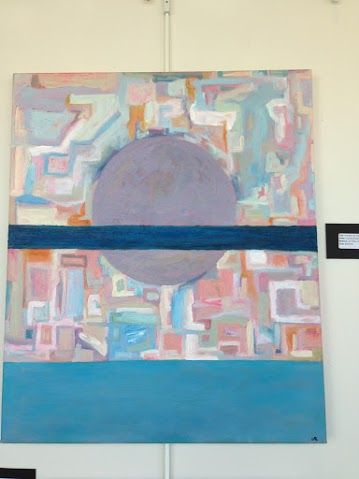 Sunsets on the Clock, Louisa Edwards