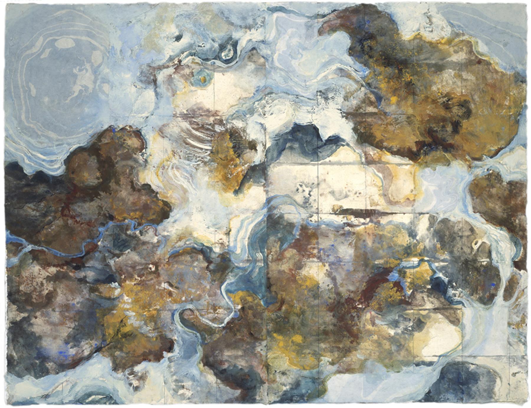 Mary Heebner - Geomancy