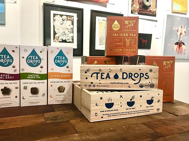 Have you heard about Tea Drops? A California-based, woman-owned business, Tea Drops are organic pressed teas that dissolve in hot water! AND every purchase donates a year's supply of clean water to someone in need through the Thirst Project. Come buy your own in our shop!  #thethirstproject #teadrops #youthinteractive #tea #yishop #shop4good #youth #helptheyouth #cleanwater