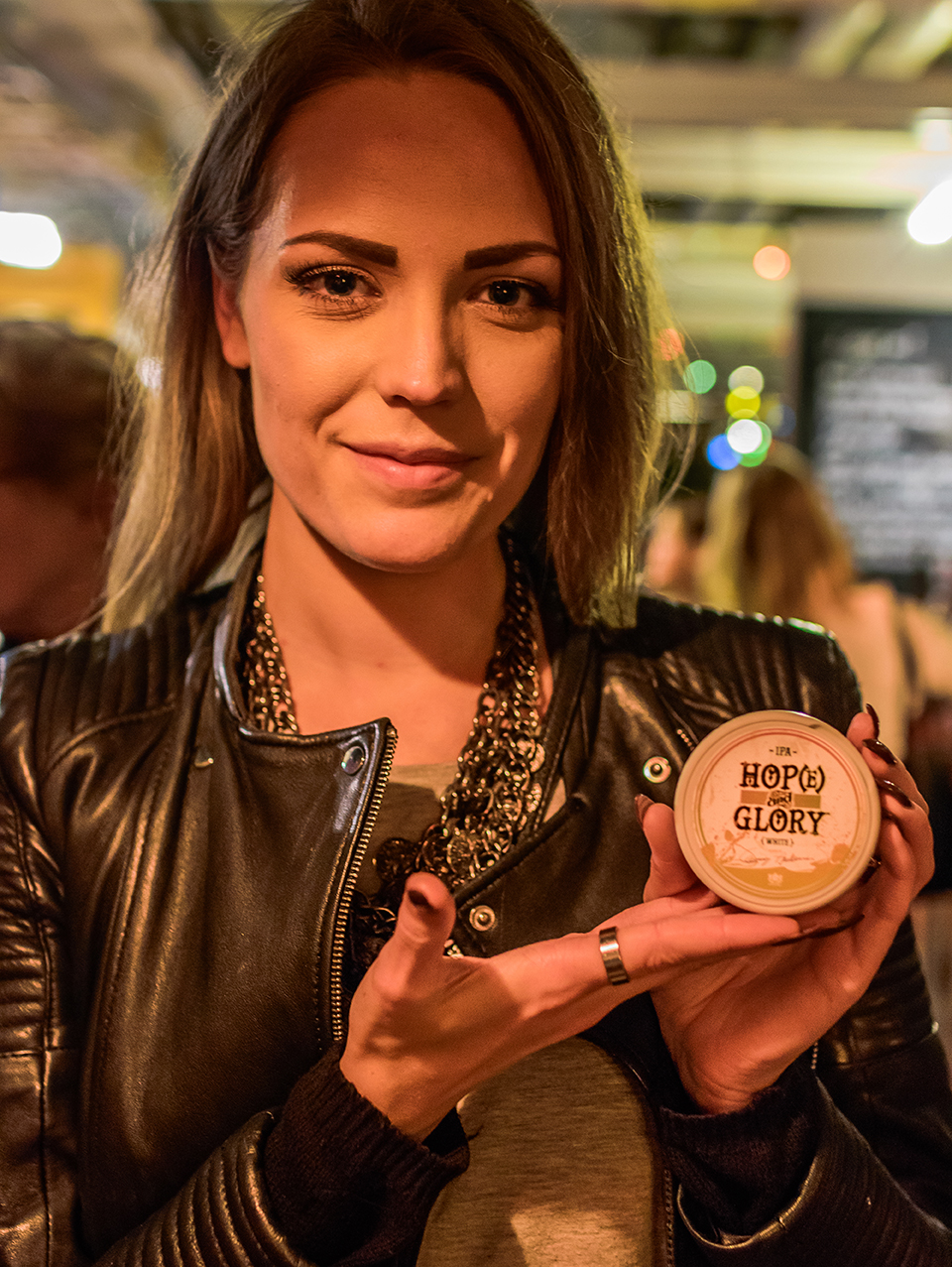 If you think this festival only attracts men, you're wrong my friend - women love snus too!