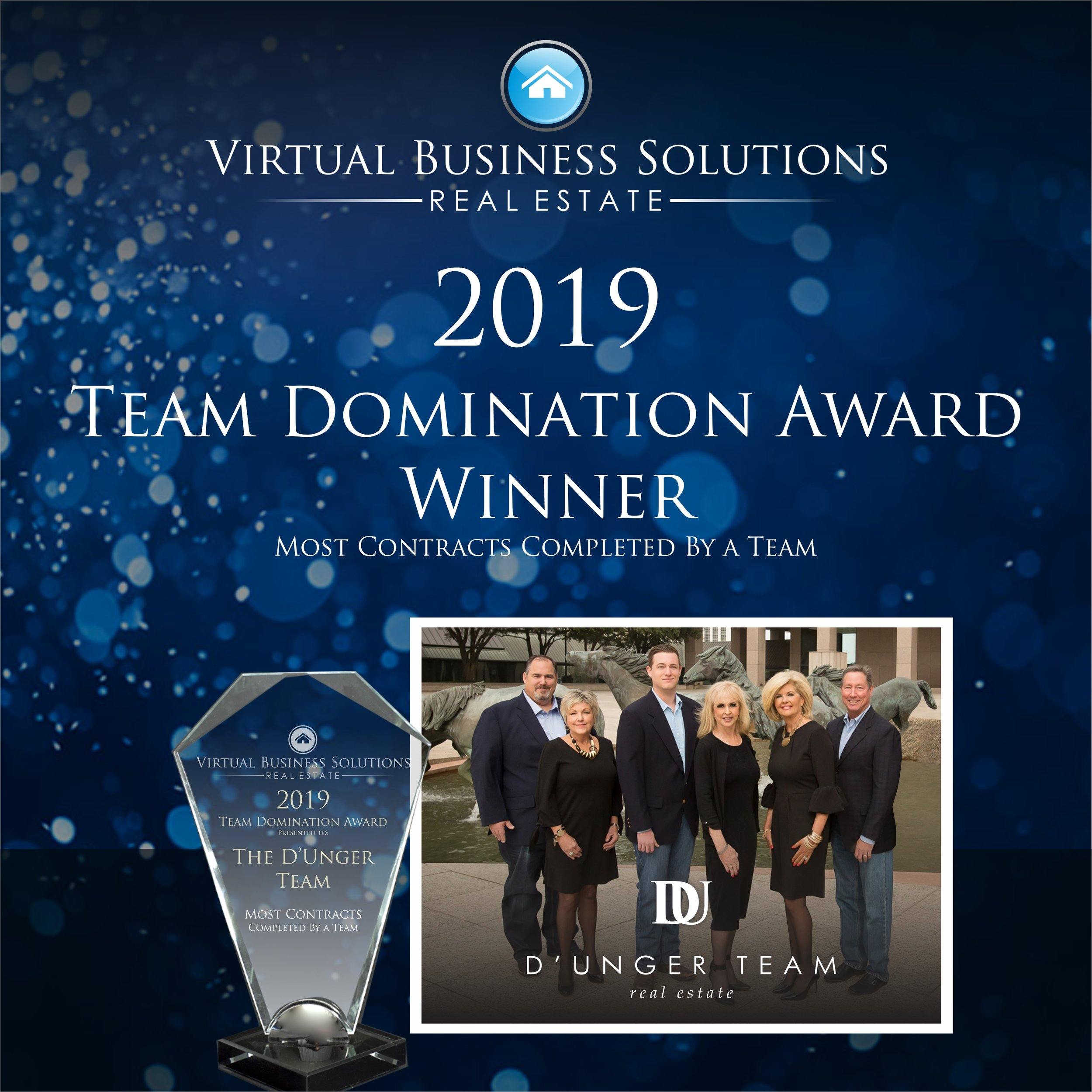 Virtual Business Solutions Real Estate Transaction Coordinator Awards