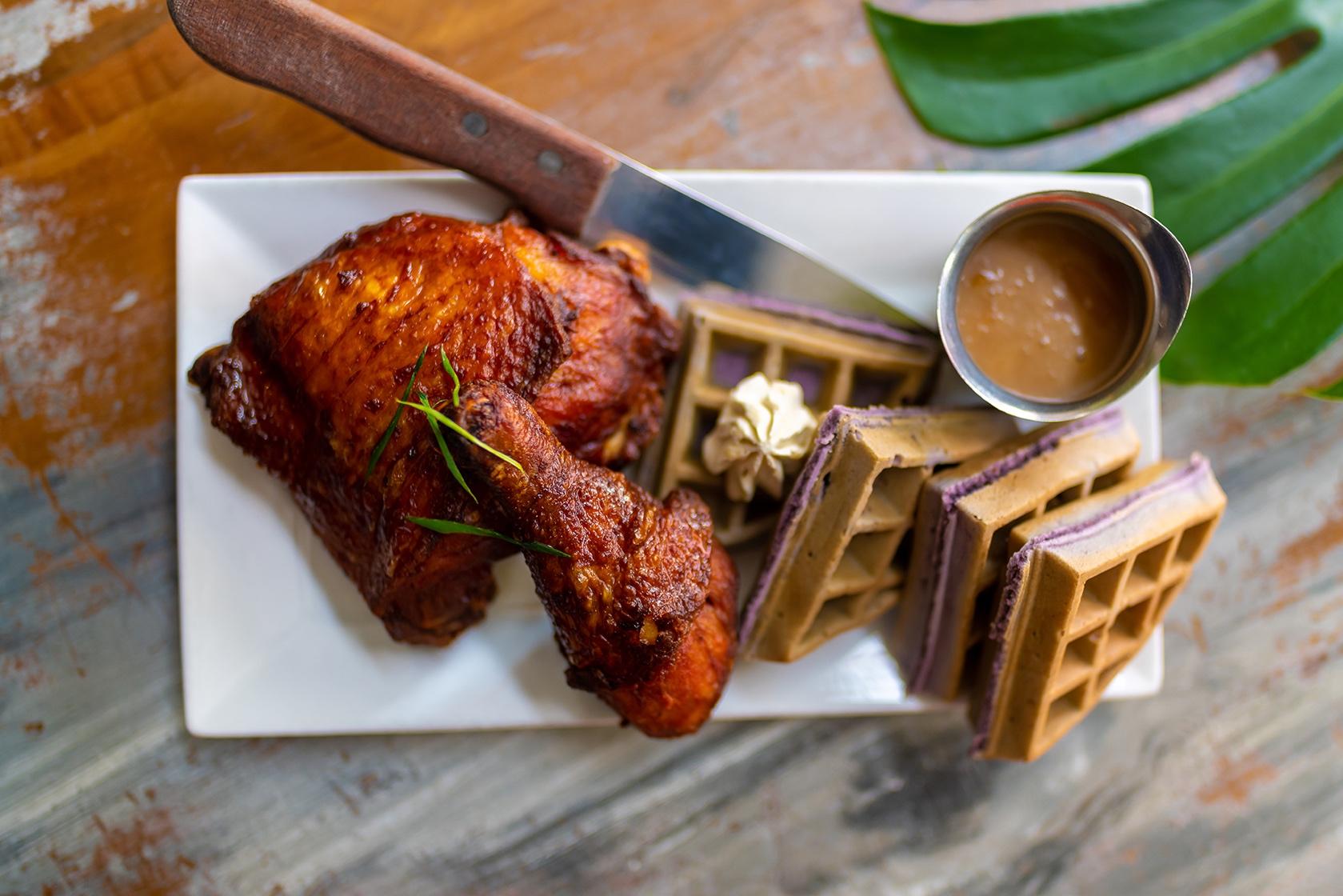 Chicken & Ube Waffles.jpg