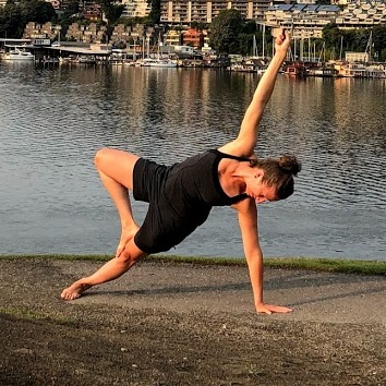 "Heather - ""Yoga is a tool to explore, strengthen, and deepen the mind, body, spirit and brain connections.""200 hr Pacific Yoga, 300 hr Seattle Yoga Arts, Street Yoga Teacher Training, Street Yoga Board President,"