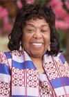 Dr. Mildred Dalton Henry  '71 Education