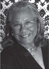 Attorney, Wanda Garrett  `53  Education