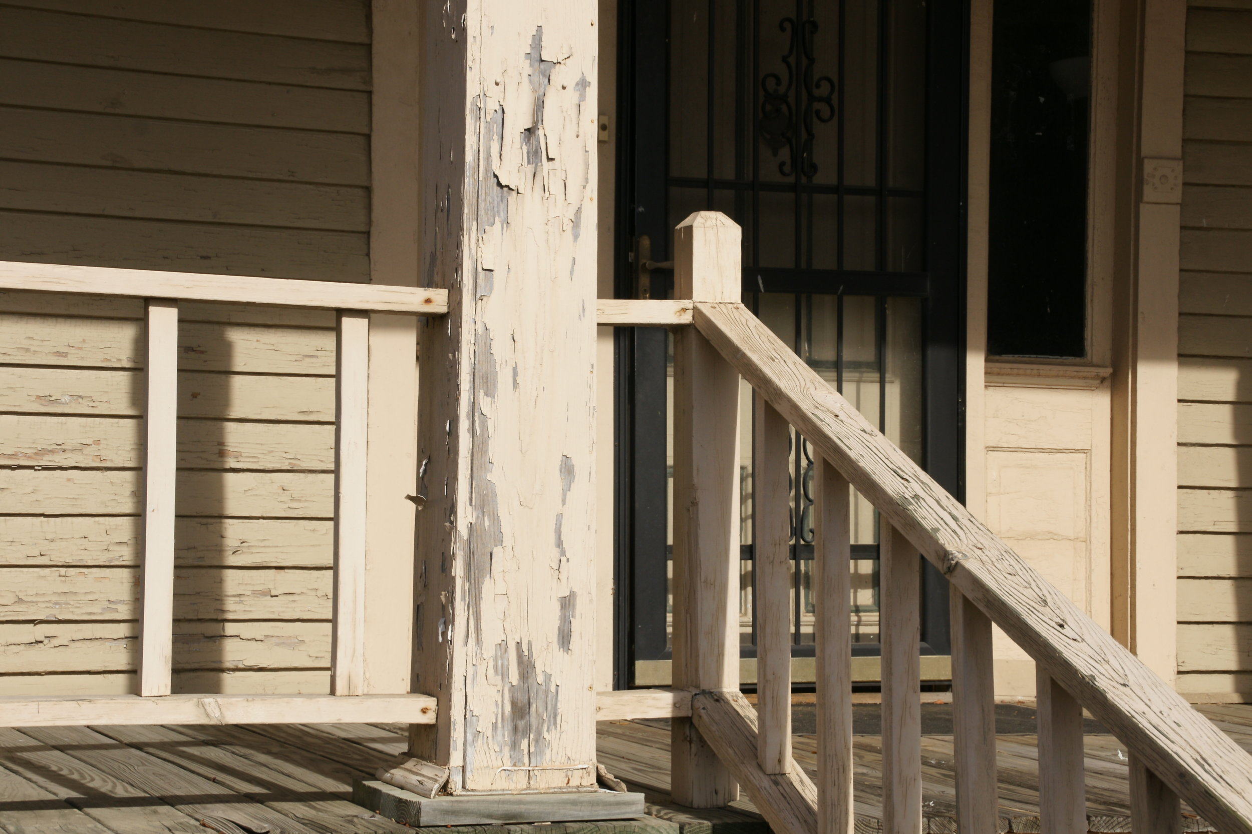 Front Porch Post 2.JPG