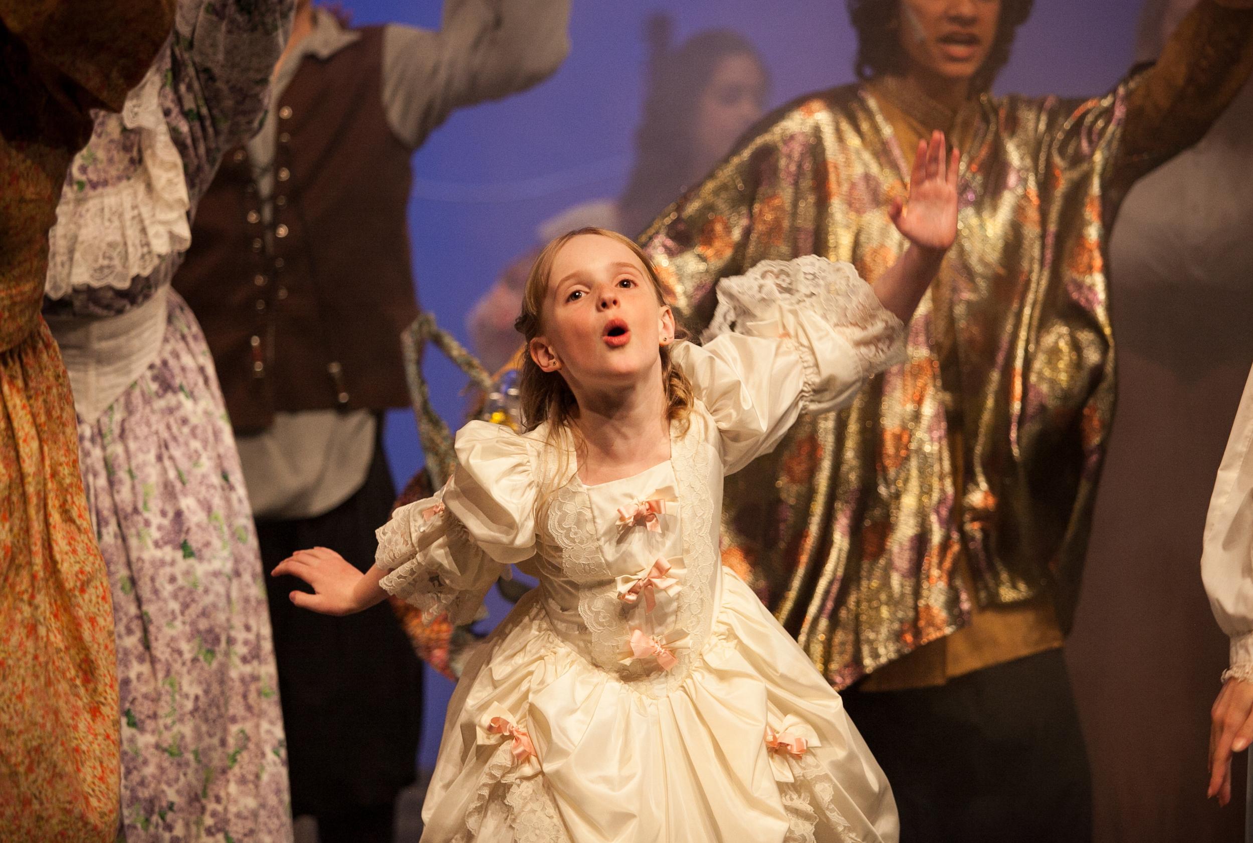 Triple Threat Training Newmarket Aurora Voice Choir Musical Theatre