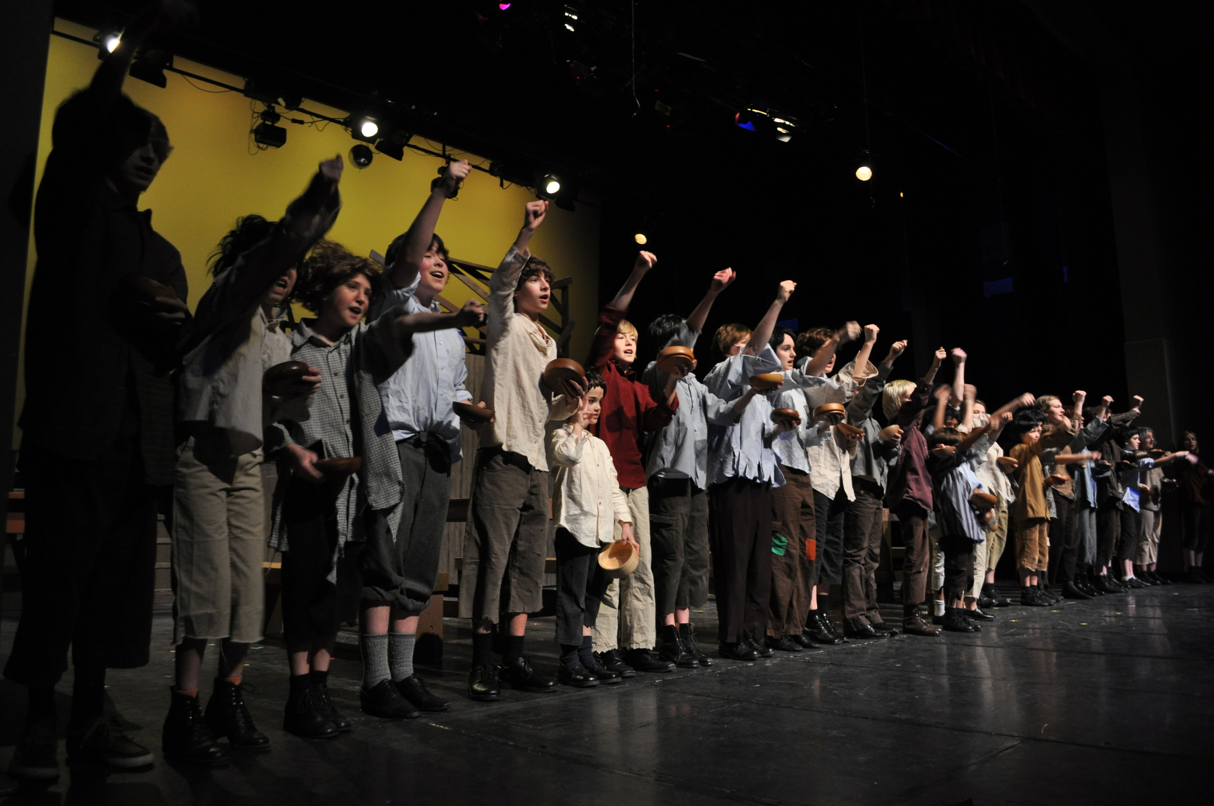 Best Youth Theatre Company Canada Newmarket Aurora Triple Threat