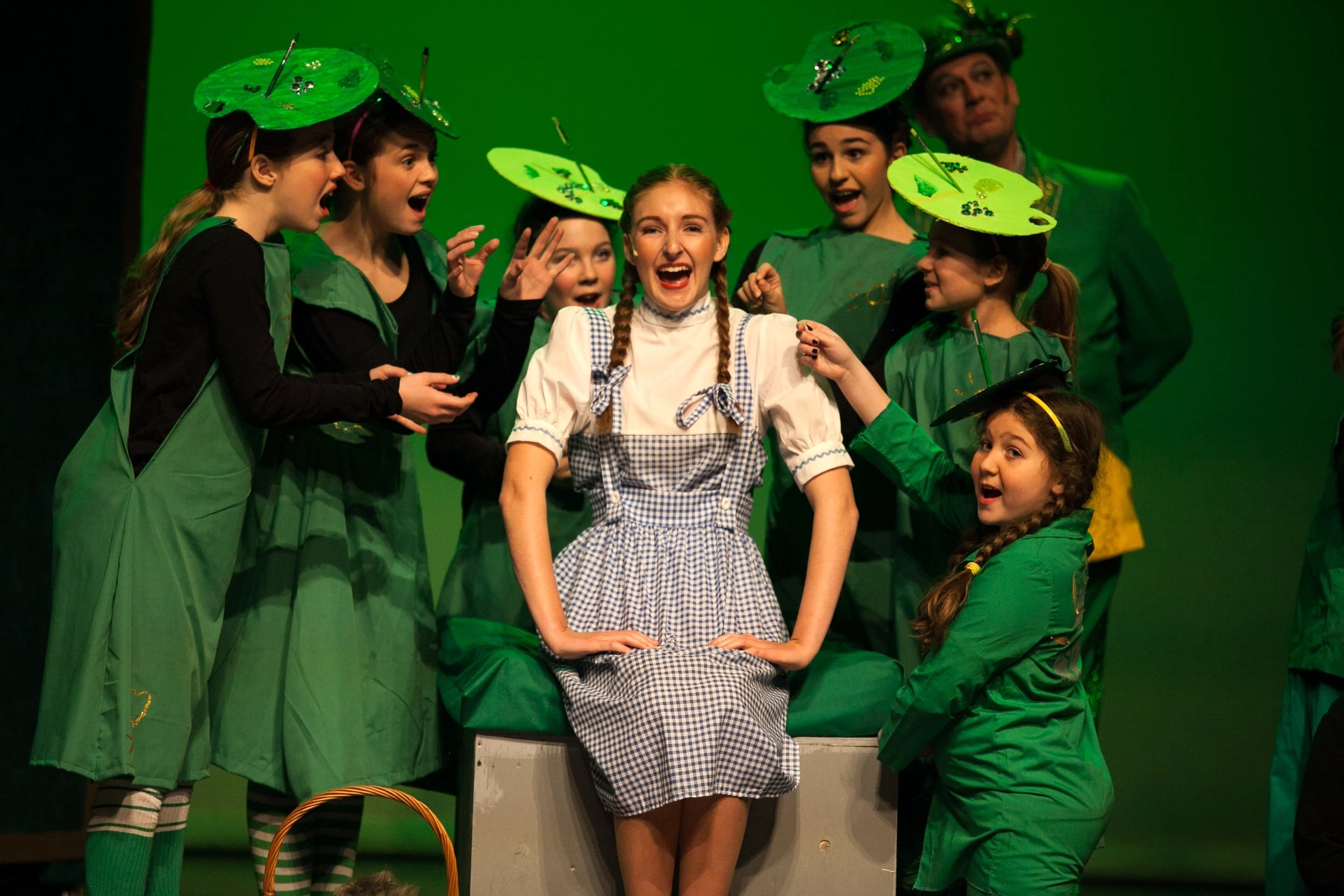 Youth Theatre Broadway North Triple Threat Musicals