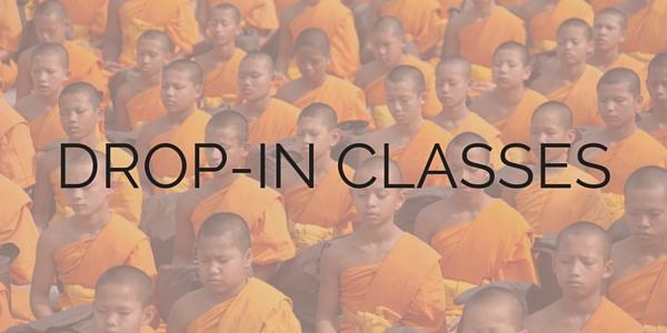 drop in yoga nidra classes in Calgary