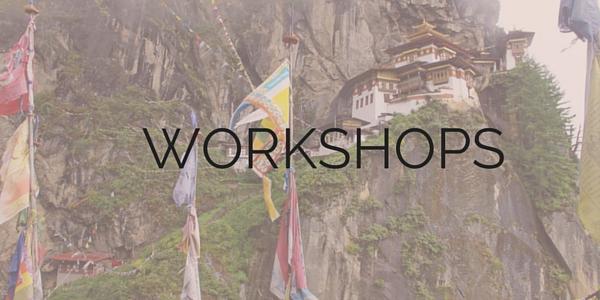 spirituality workshops in calgary