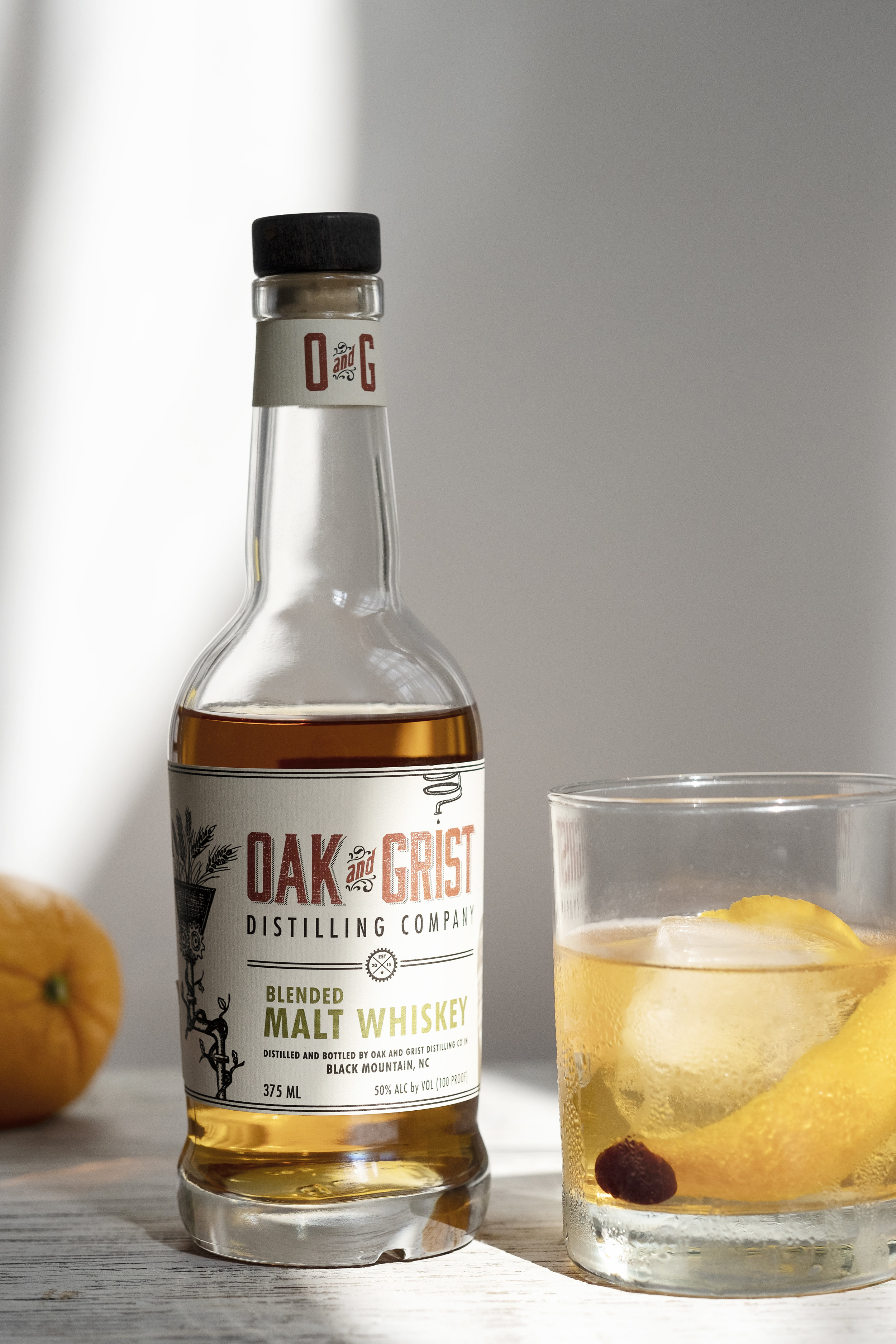 Asheville Whiskey Drink