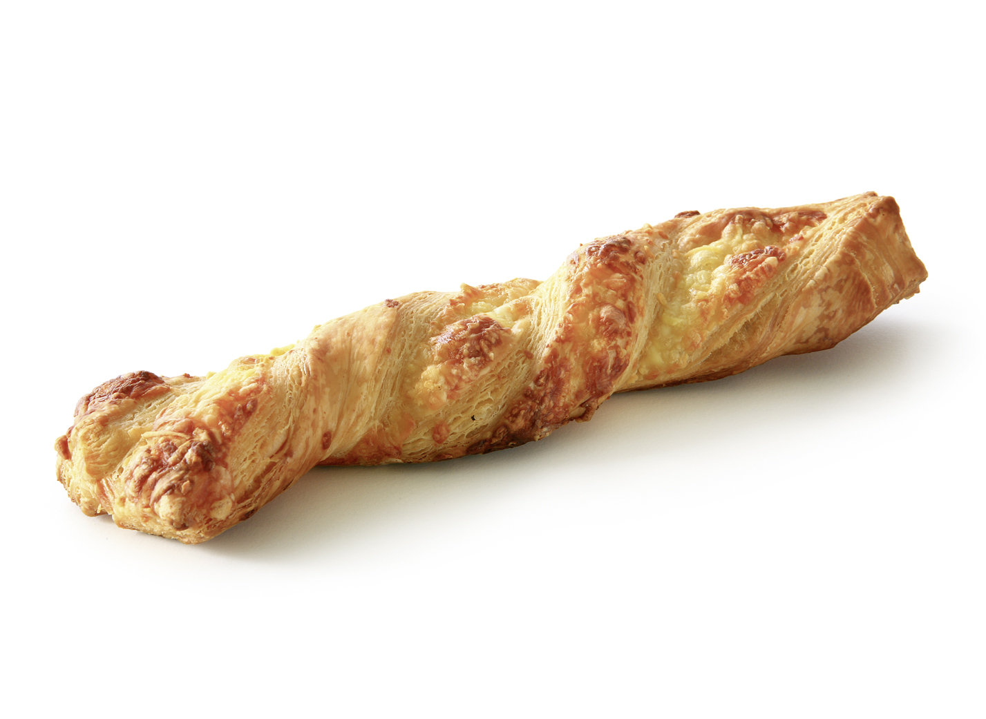 - Cheese-StickTwirled Danish pastry with cheese filling