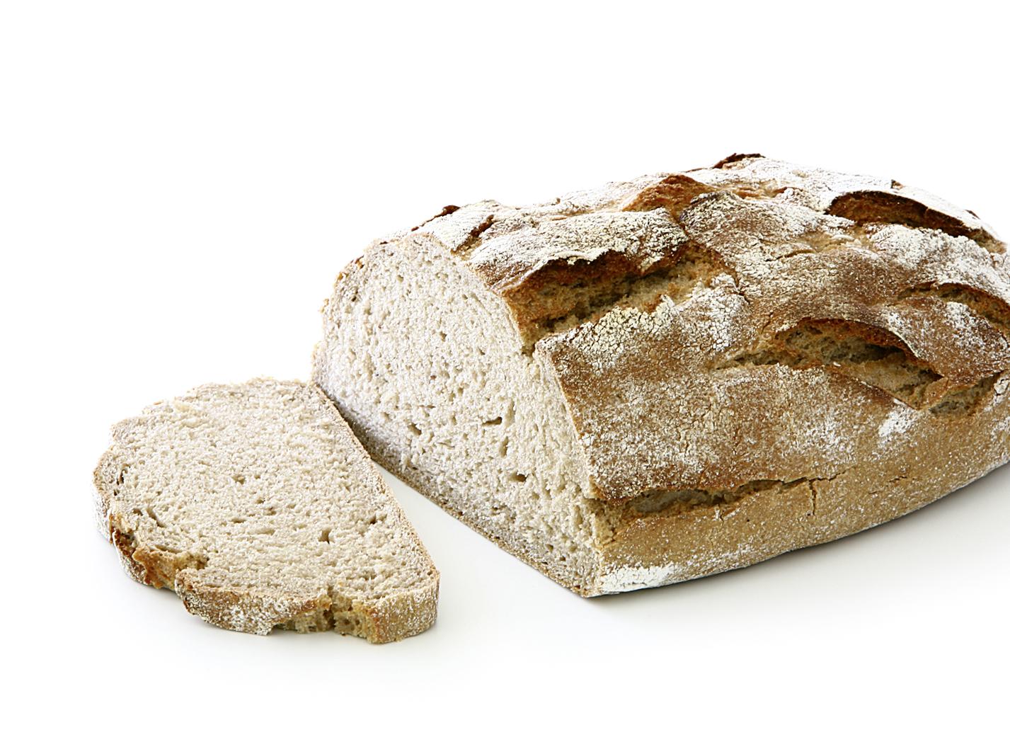 Crusty Bread - Rye mixed bread with 32% rye flour length: 30 cm