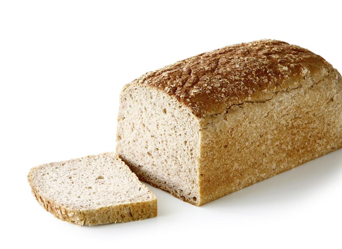 Potato Bread - Wheat mixed bread with 31% wheat flour and 7.5% potato flakes length: 21 cm
