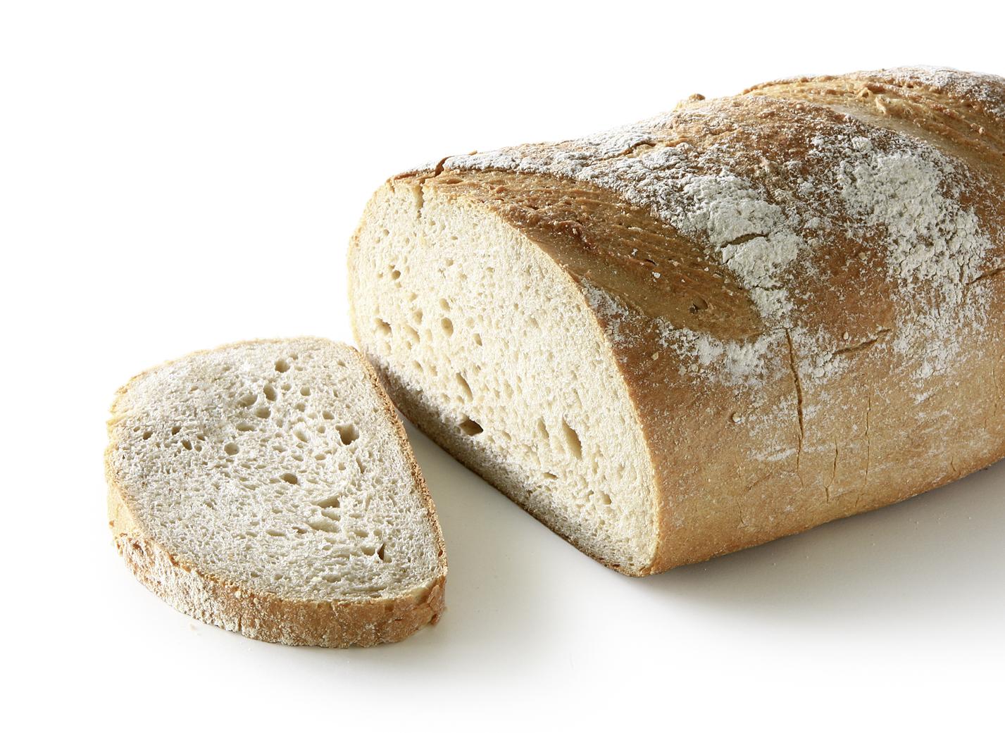 Wheat mixed Bread - With 55% wheat flour length: 31.5 cm