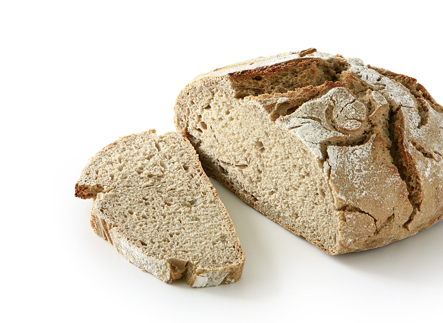 Crusty Bread - Rye mixed bread with 32% rye flour lenght: 16 cm