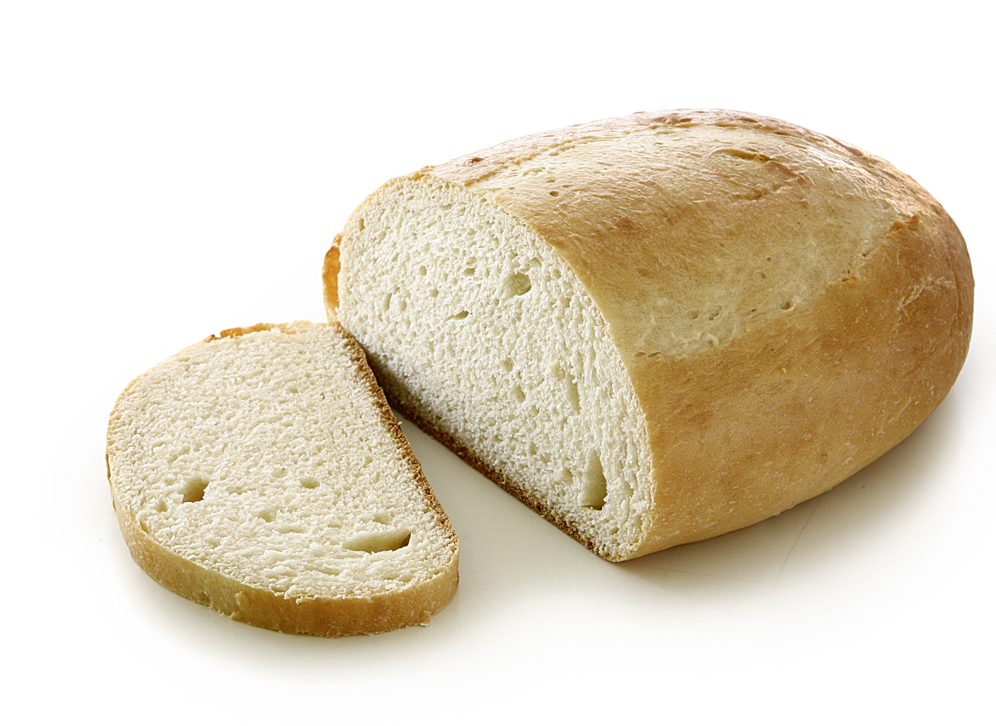 Fine White Bread - Yeast raised pastries baked without form/ thaw only/ measures: 21 x 13.5 cm